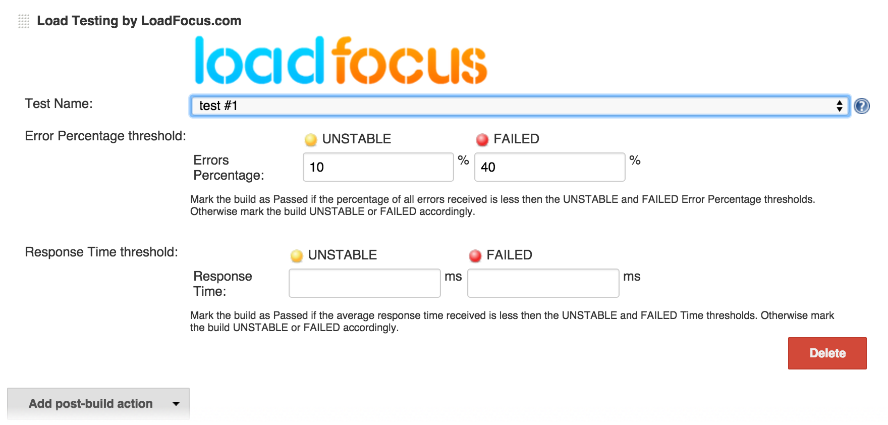 LoadFocus-configure-post-build-step
