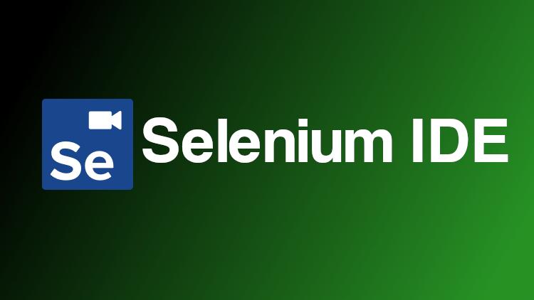 selenium ide course