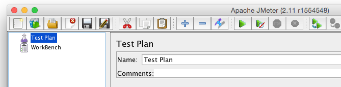 apache jmeter test plan