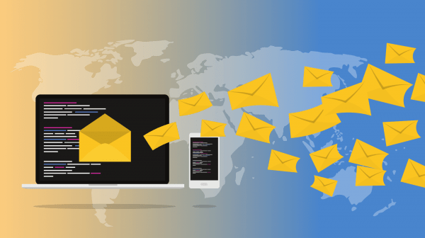 load testing example email